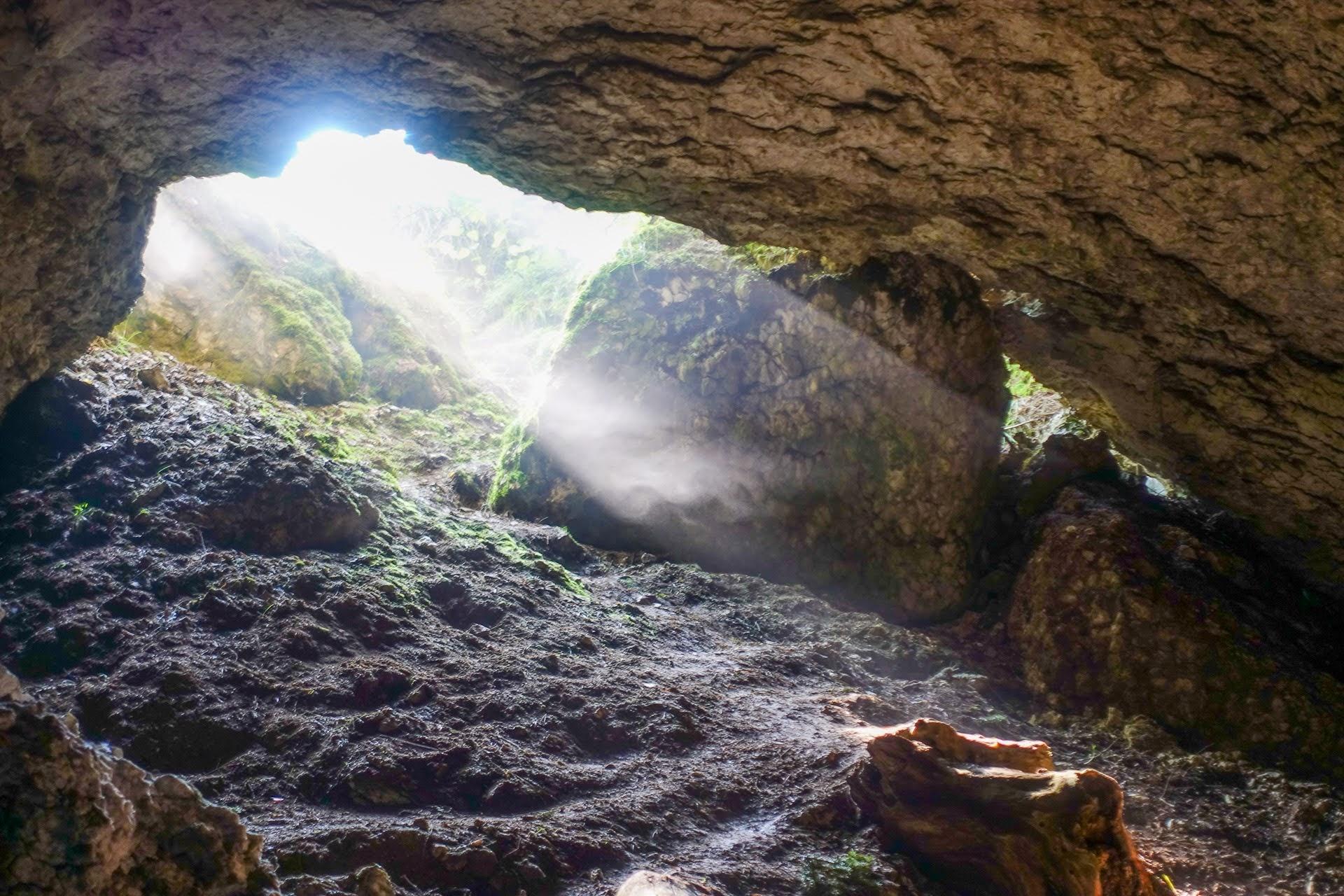 Куликовская пещера.