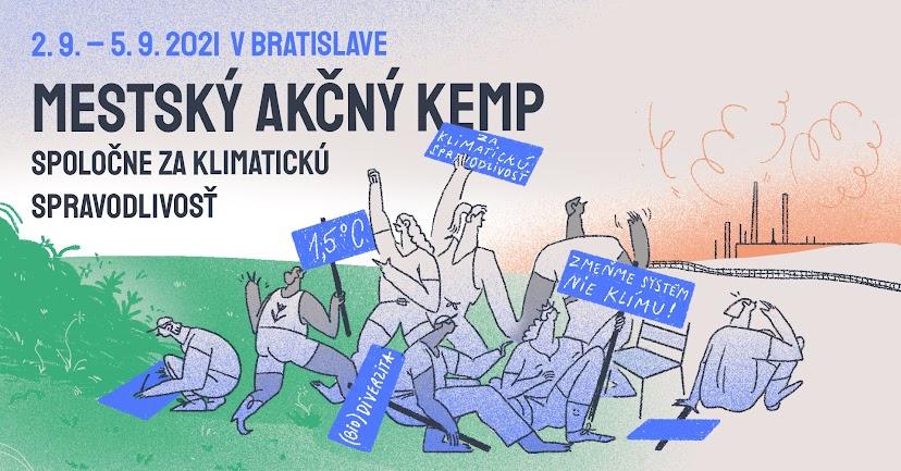 Mestský akčný kemp v Bratislave