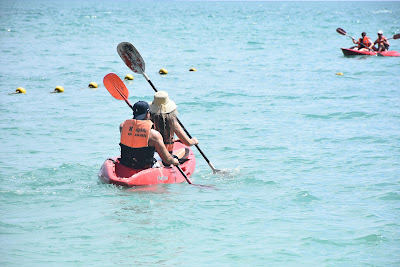 Hong Island Speed Boat Tour with Kayaking by Sea Eagle