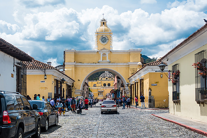 Arcul Santa Catalina