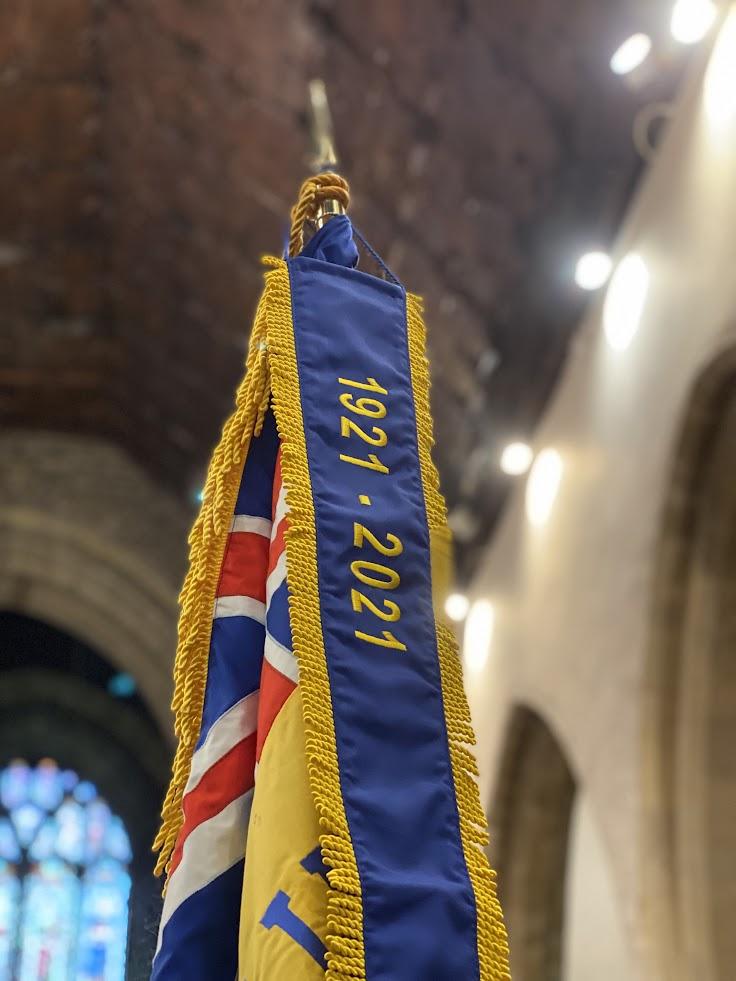 Brtish Legion Centenary Celebrations Tenterden