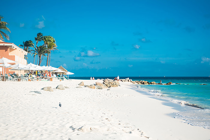 Plaja Divi, Plaja Manchebo, Aruba