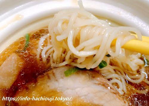 セブンイレブン 飯田商店しょうゆらぁ麺 実食