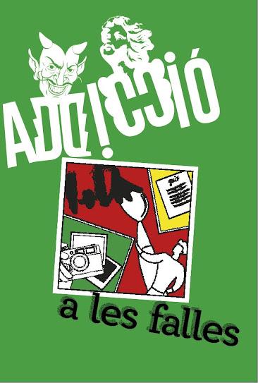 Llibret Falla el Raval