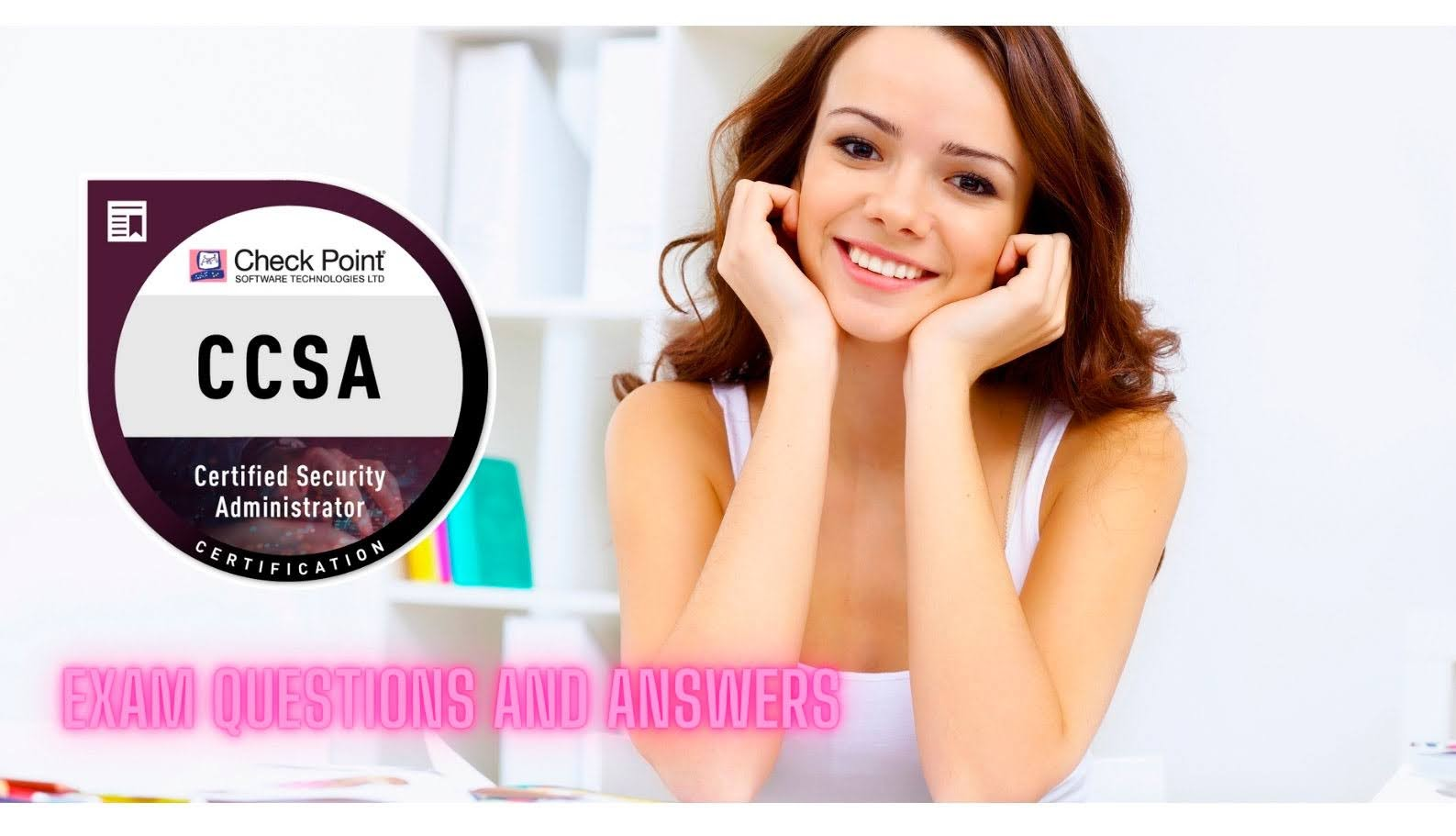 Check Point Certified Security Administrator (CCSA) 156-215.80 Exam Questions and Answers