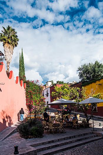Plaza de Armas, San Miguel de Allende