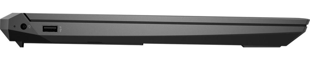 HP Pavilion Gaming Laptop 15-ec1015nj LEFT SIDE CLOSED
