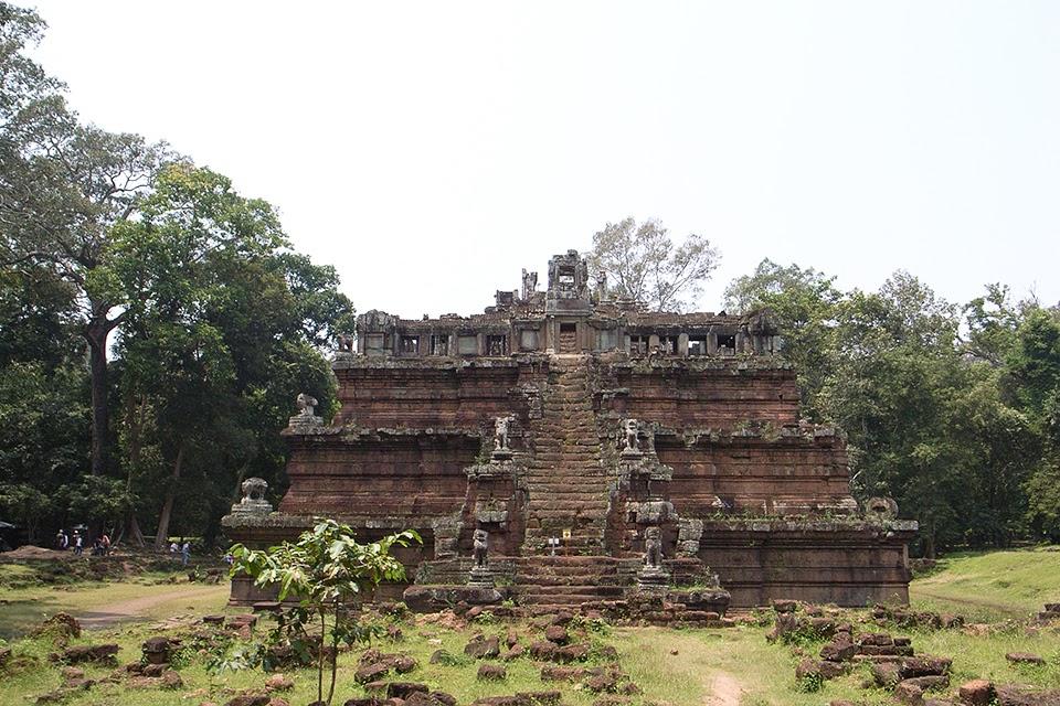 2007092209 - Angkor Thom(Baphuon)