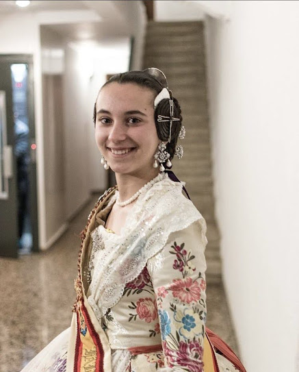 Lucía Osuna Morant, falla Llibertat-Teodor Llorente - nº221
