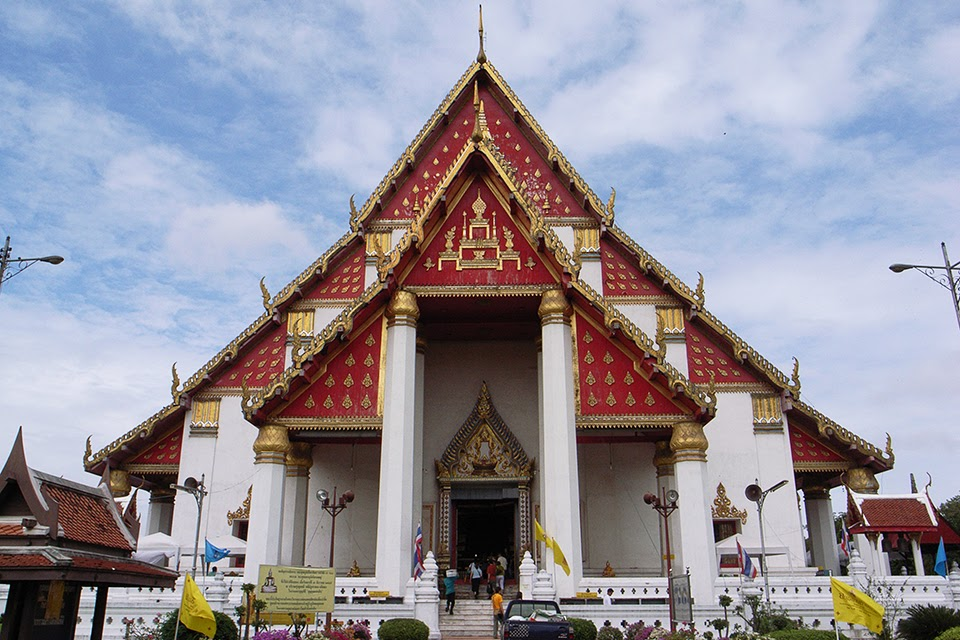 2007092010 - Ayutthaya(Phra Mongkhon Bophit)