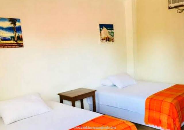 Habitacion Doble Hotel Chacon Manglaralto Montañita Ecuador