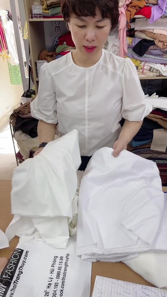 cách chọn vải để tránh bị sai màu thời trang thủy hải phòng