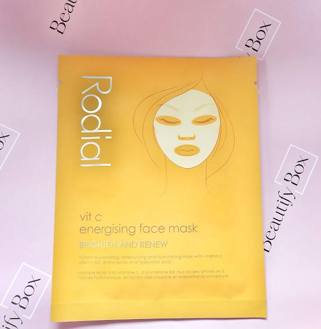 Mascarilla Rodial, Beautify Box