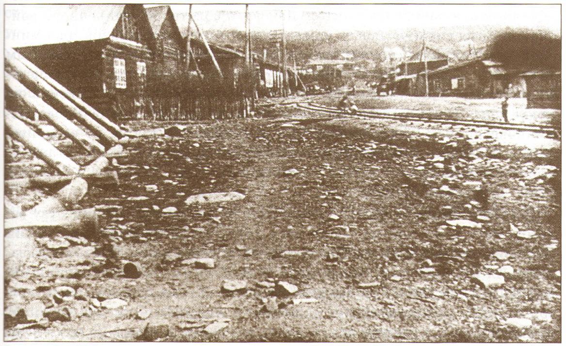 Прииск Весенний, 1916 г