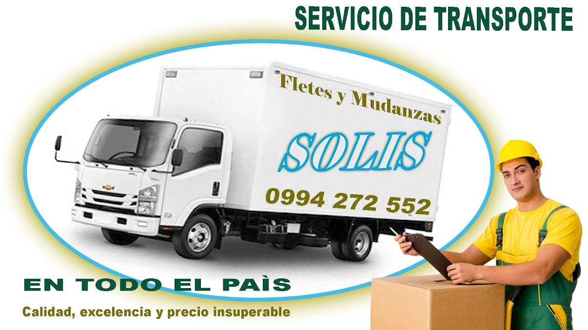 FLETES Y MUDANZAS SOLIS PUB 1