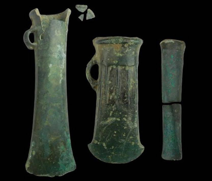 Welshpool man's 'treasure' find dates back 3,000 years