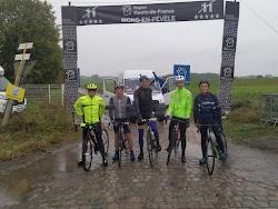 03/10 Cycling in the rain
