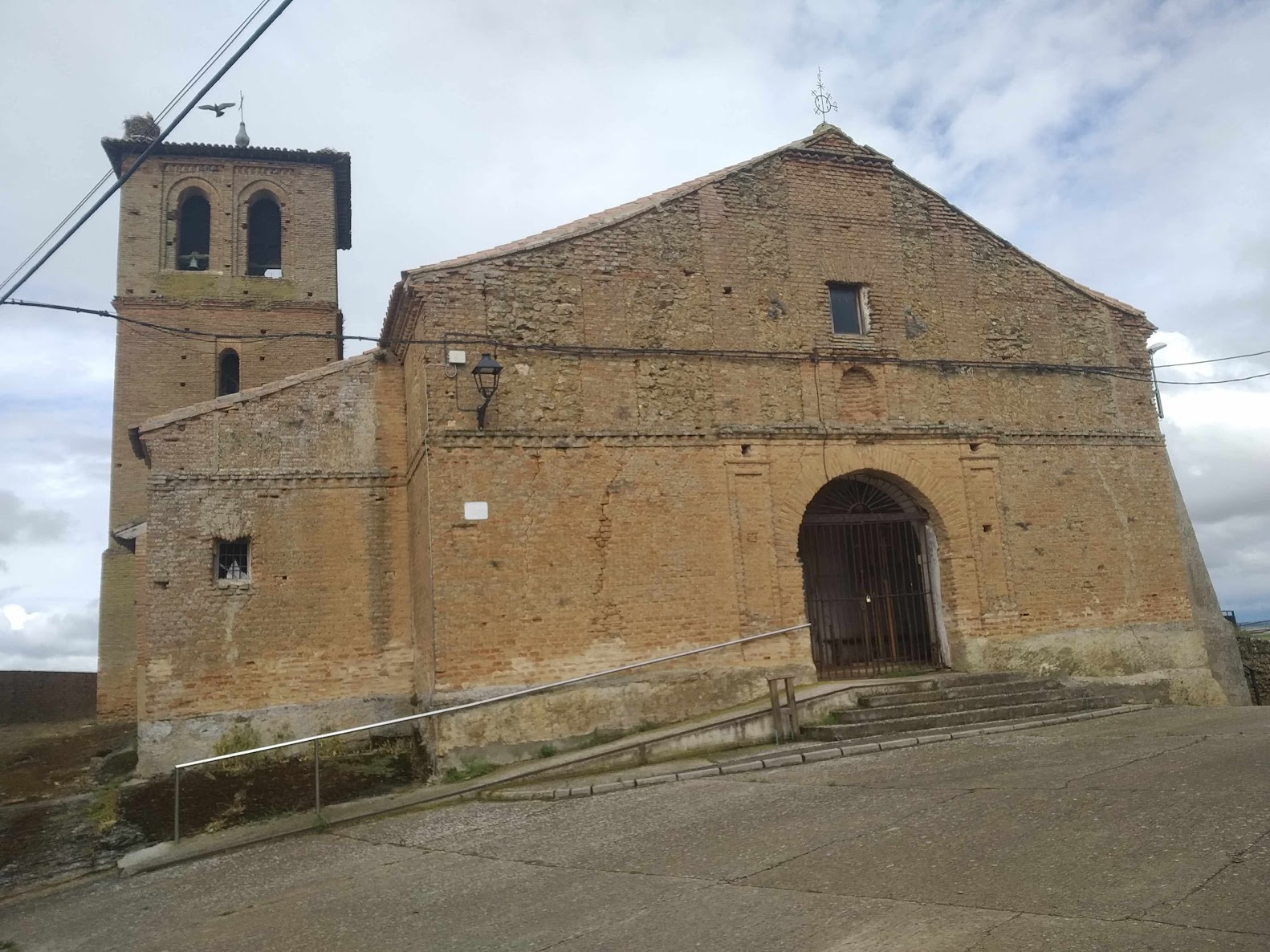 Iglesia de Melgar de Abajo