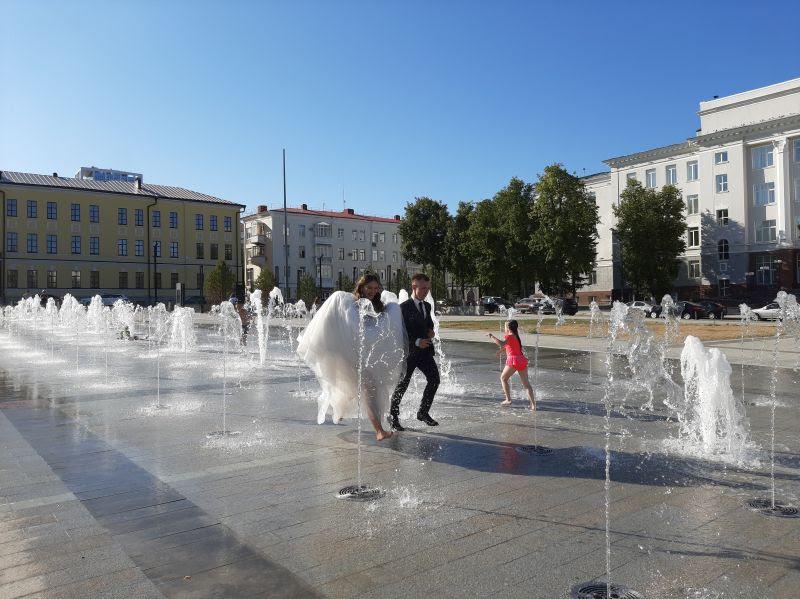 Побег в солнечную Уфу из дождливой Москвы