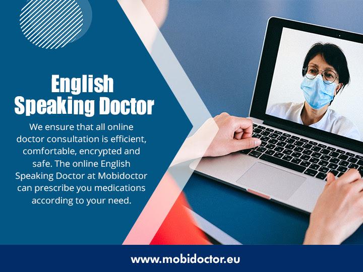English Speaking Doctor Madrid