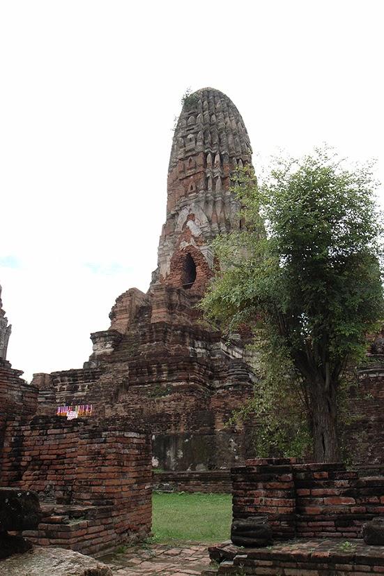 2007092015 - Ayutthaya(Wat Phra Ram)