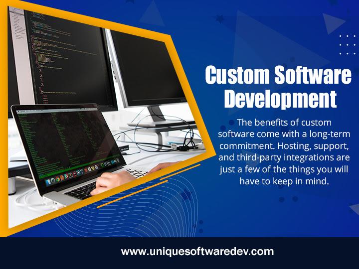 Custom Software Development Company Dallas