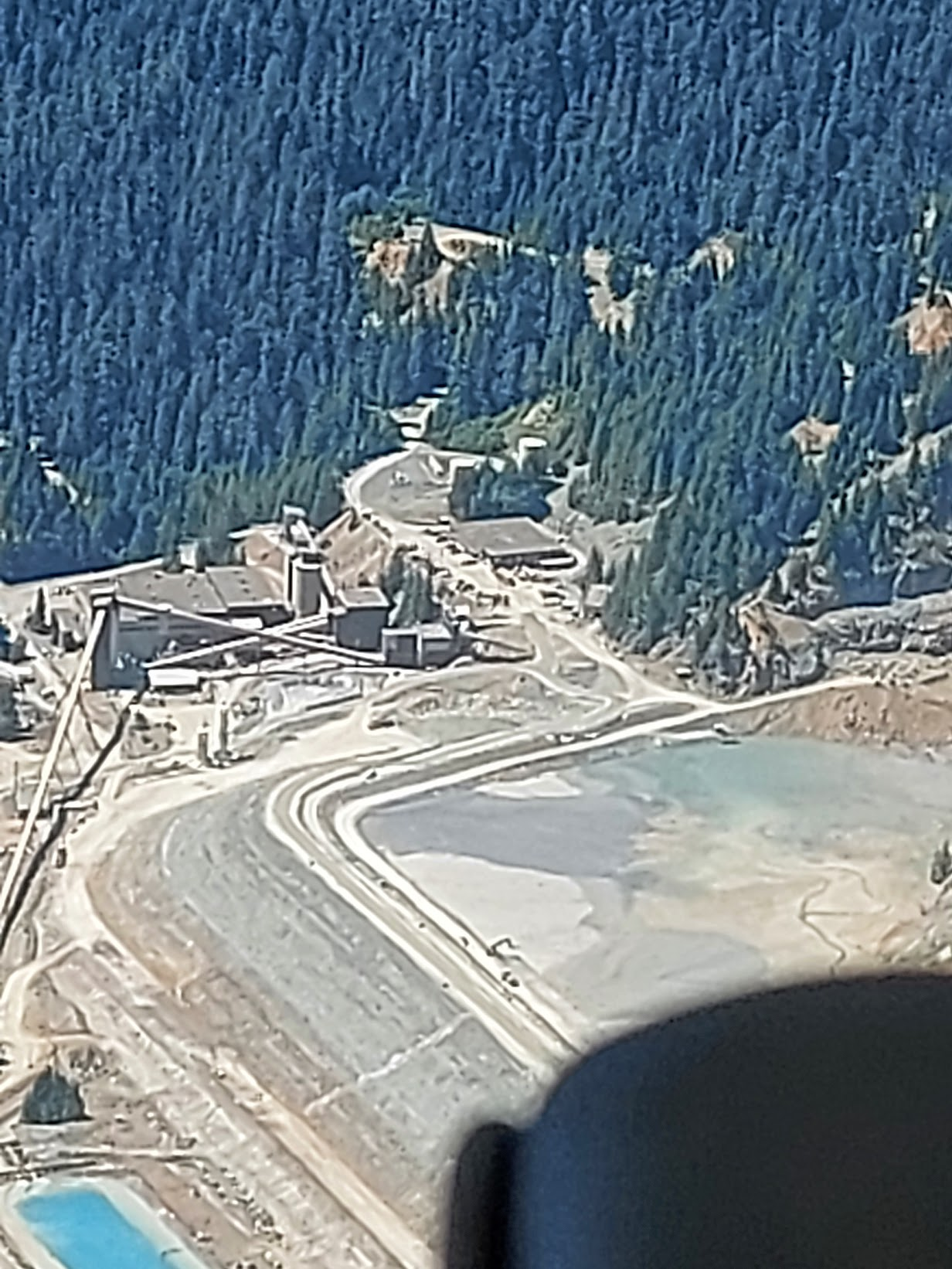 Westmin Gold Mine