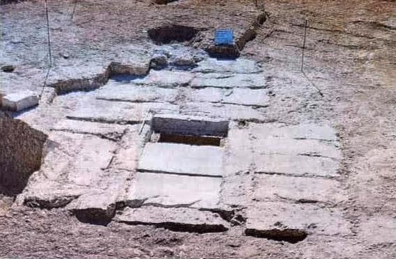 Lentini scavi