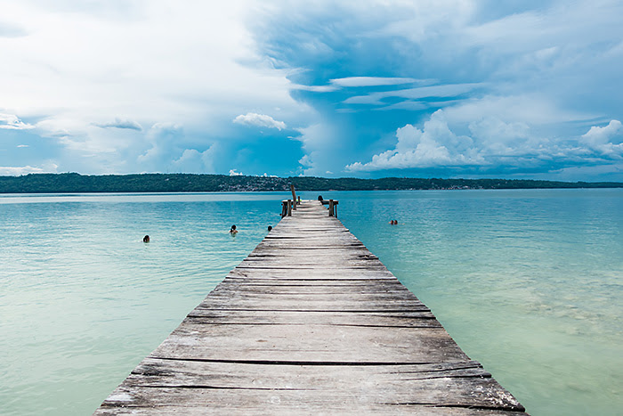 Plaja Chechenal, Guatemala