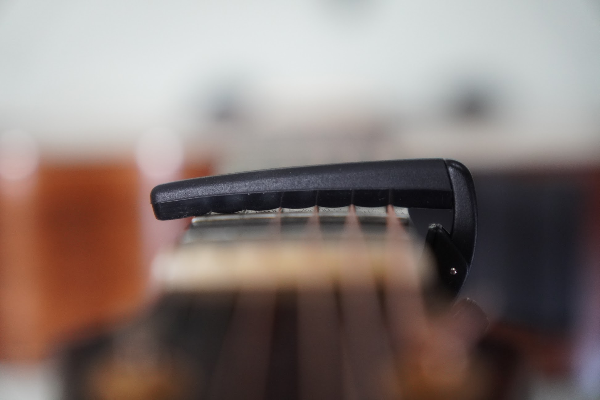 どんなギターにも合うカポ:ダダリオ PW CP 19 Capo Pro Plus