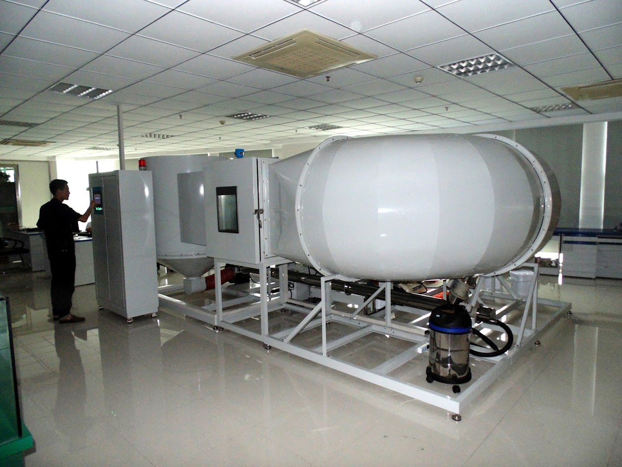 MIL STD 810H Test Method 510.7 – Sand and Dust Test Equipment with Powder Coating