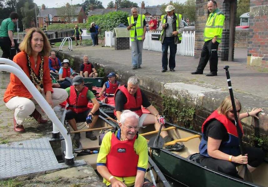 Canal Triathlon return praised