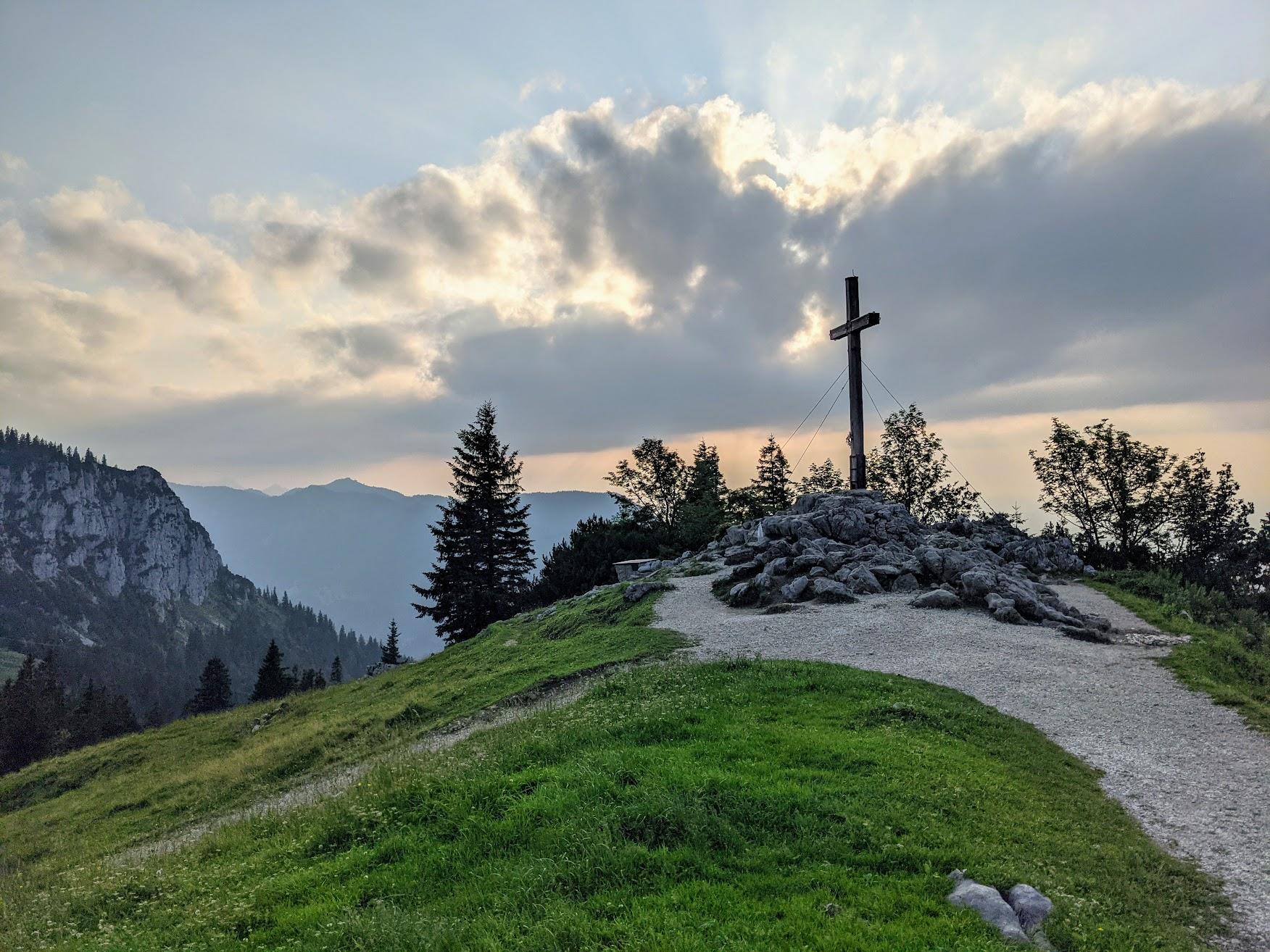 Chiemgau: Kampenwand trails mtb - July 21