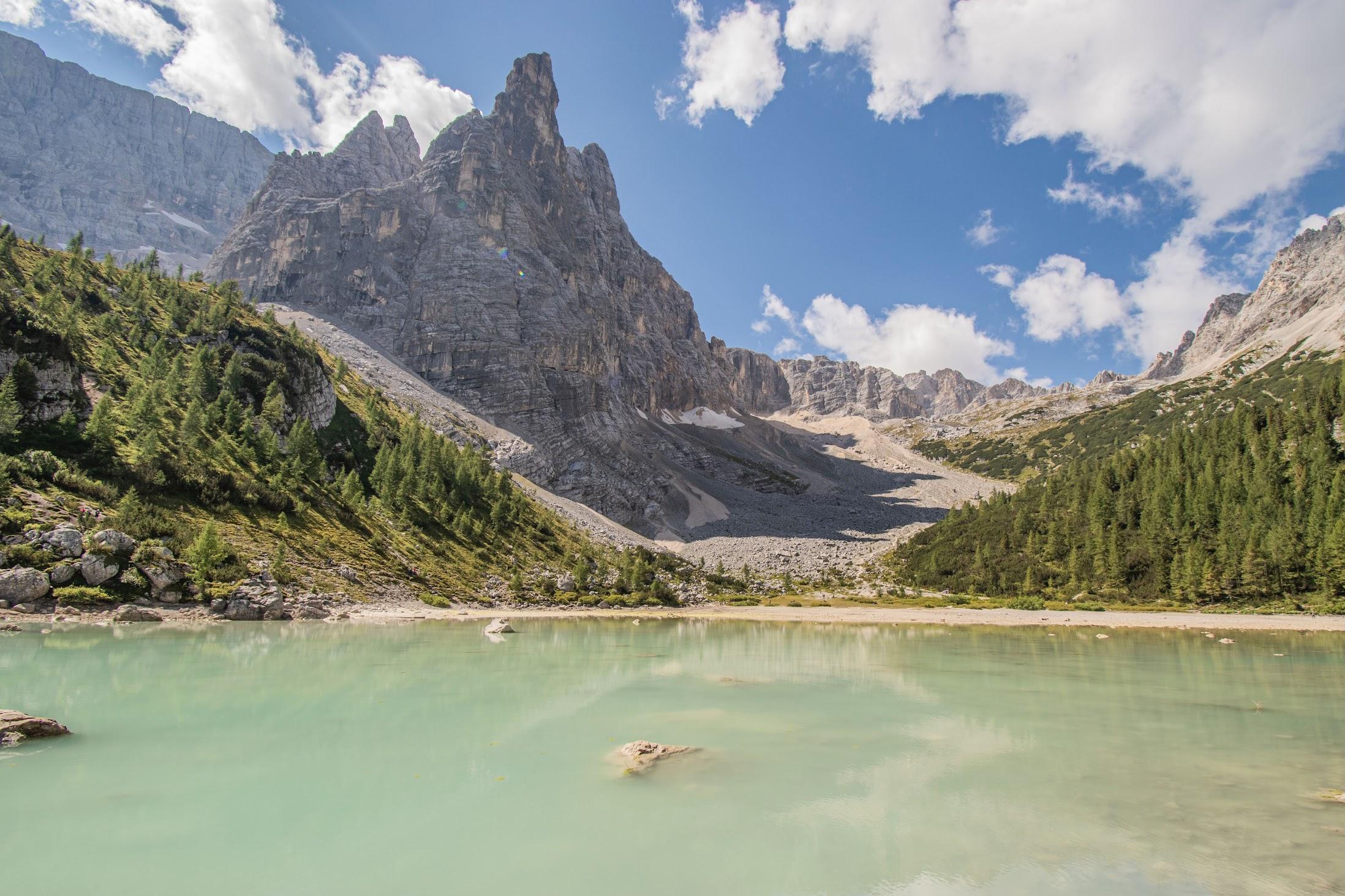 mooiste-meer-Dolomieten