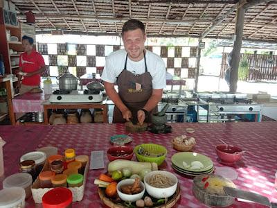 Special Class B Smart Cook Thai Cookery School in Ao Nang