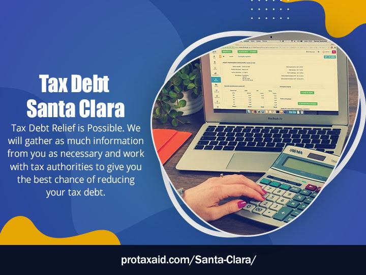 Tax Debt Santa Clara