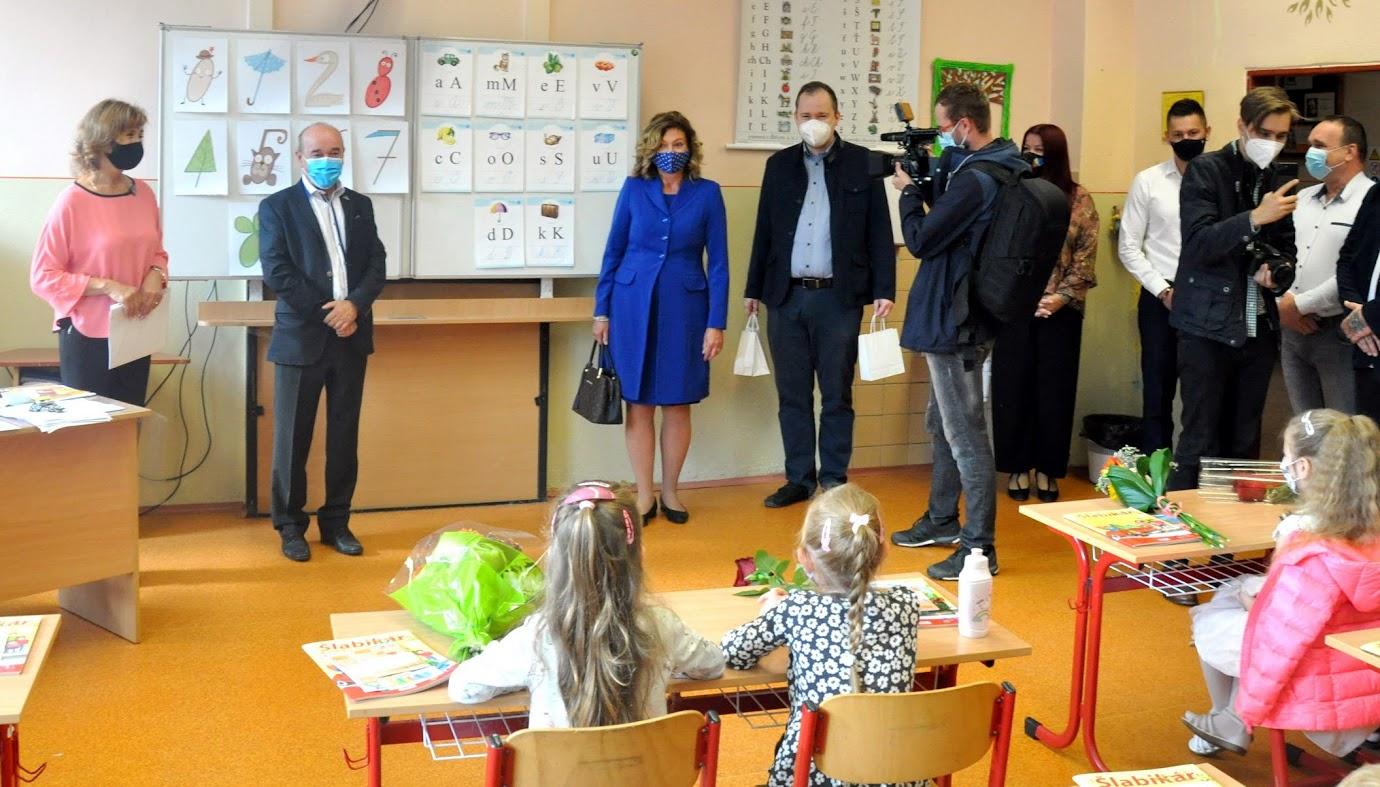 Slávnostné otvorenie školského roku 2021/2022