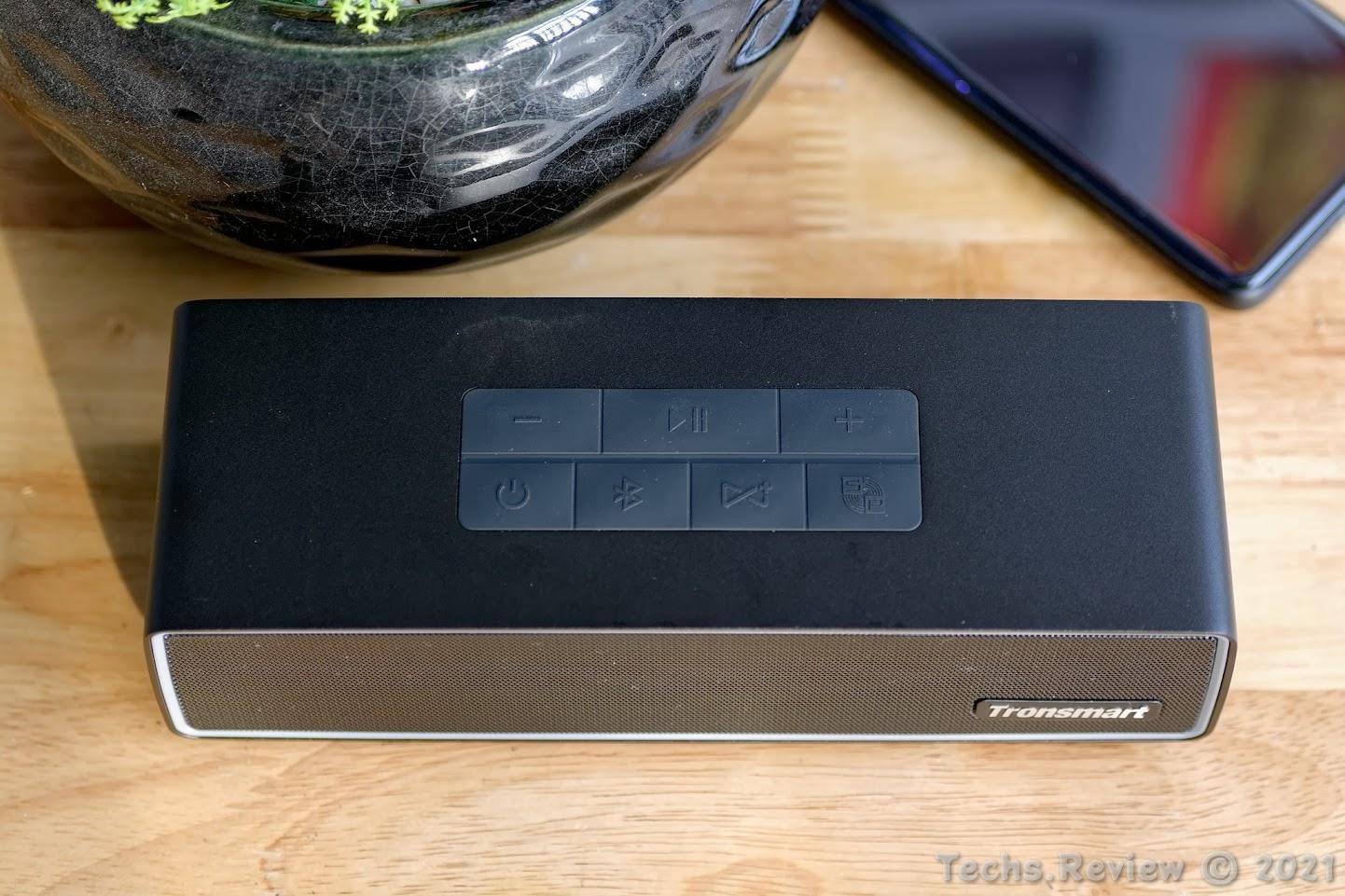 Tronsmart Studio - Loa bluetooth trong nhà, 30W, âm thanh ấn tượng