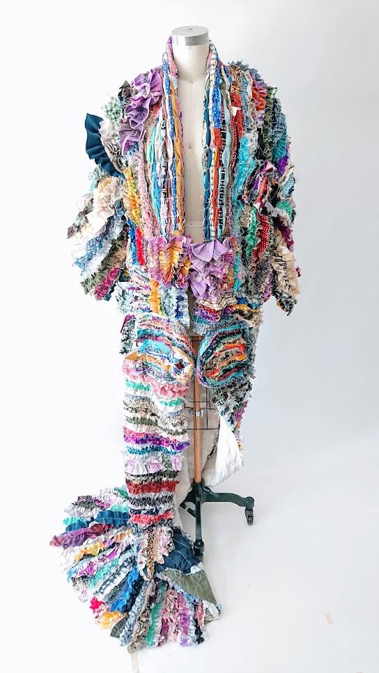 Gathered Cloths - Week 5 result | Fafafoom Studio