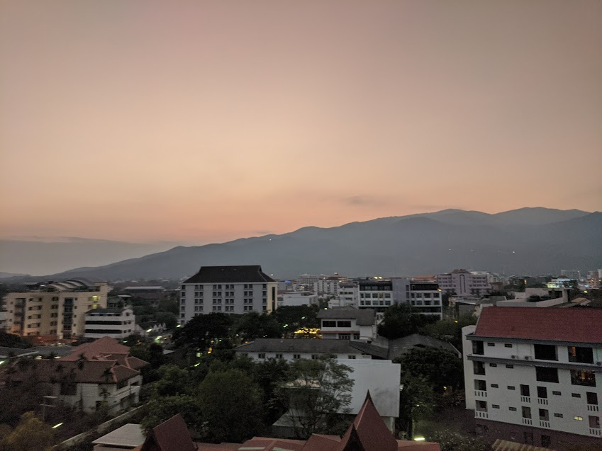 image from Chiang Mai January-February 2021