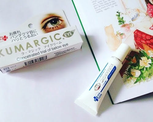 Kumargic Eye Cream Review
