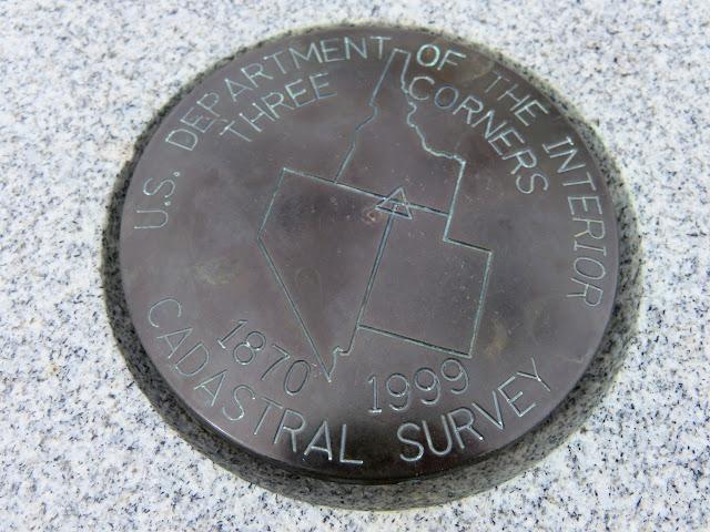 Tri-state corner
