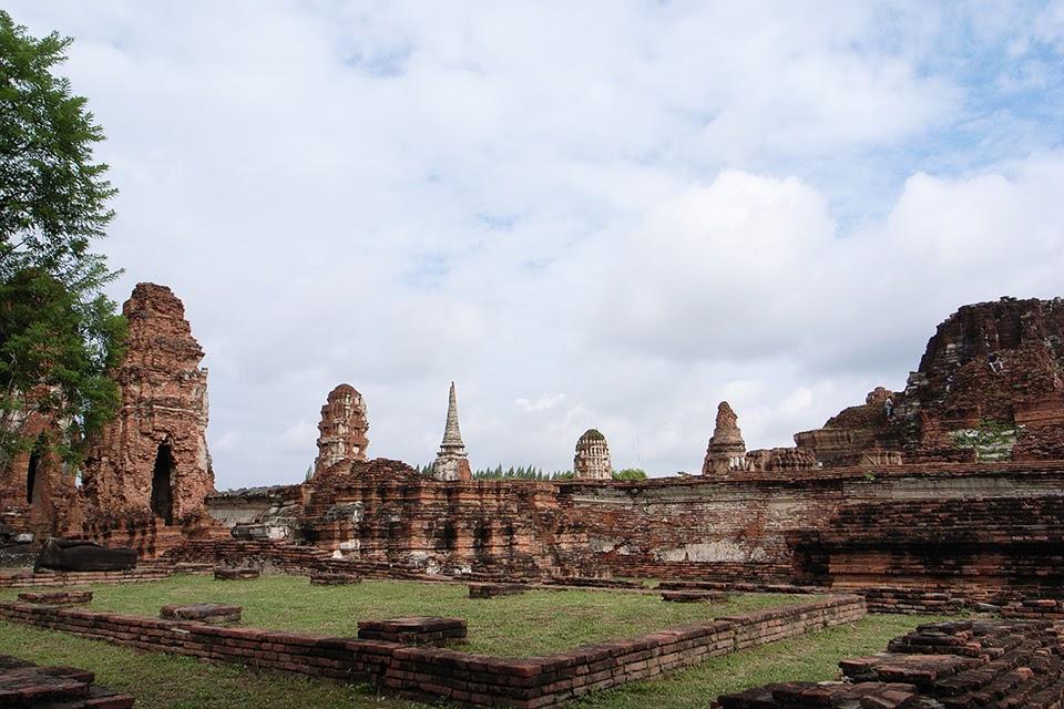2007092005 - Ayutthaya(Wat Phra Mahathat)