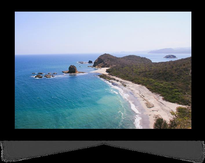 Playa de los Frailes-La Mariposa Hostal