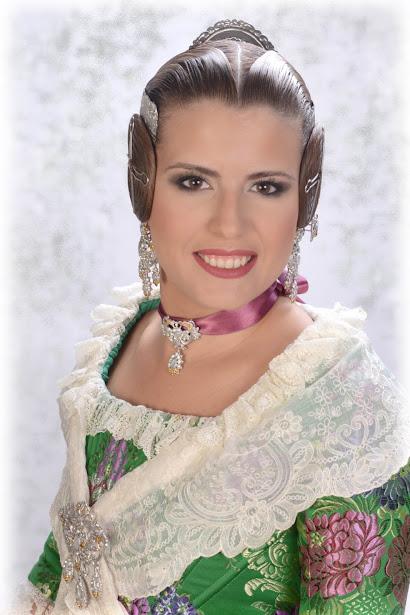 Lucía Montesinos Pérez, falla L'Equador-Alcalde Gurrea - nº320