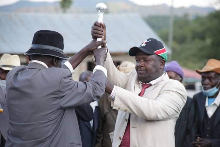 Tochim Endorsed to Vie for Baringo Senatorial Seat