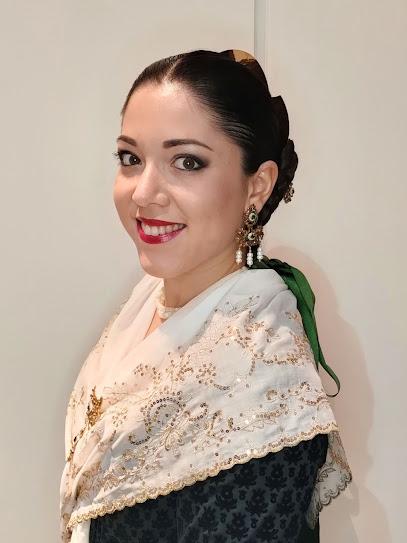 Mariela Saavedra Peiró, falla Barri de La Llum - nº235