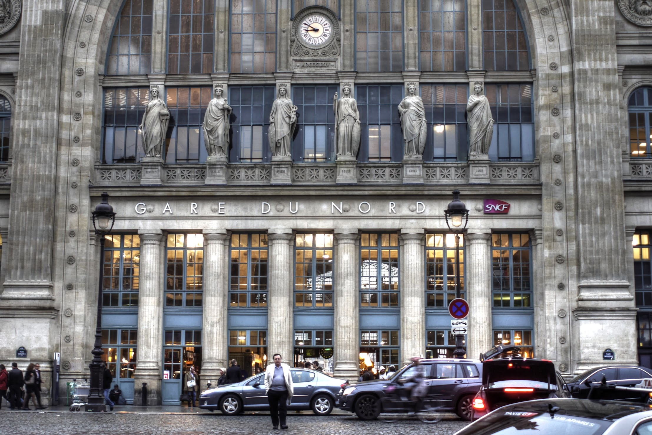 Gare-du-Nord