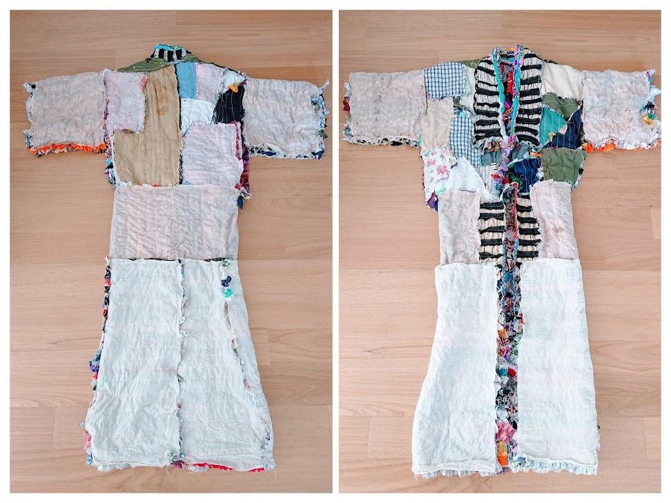 Gathered Cloths - Week 4 result | Fafafoom Studio