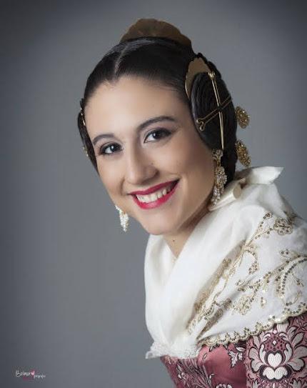 Anabel Soria Salvador, falla Albereda-França - nº375